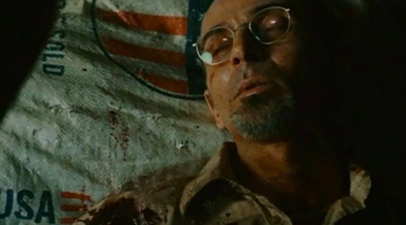 """""""Don't waste it. Don't waste your life."""" (Ho Yinsen, Iron Man)"""