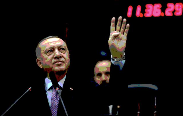 """""""Ο Ερντογάν τρέχει με ιλιγγιώδη ταχύτητα προς ένα τοίχο"""""""