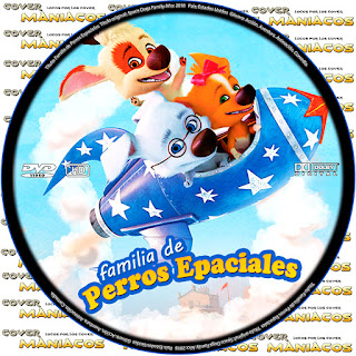 GALLETA FAMILIA DE PERROS ESPACIALES - SPACE DOGS FAMILY - 2018