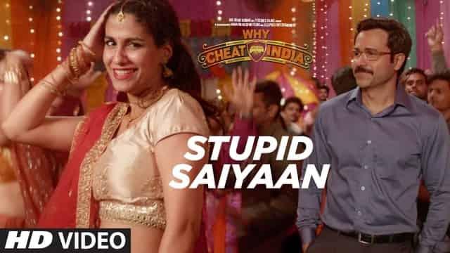 स्टुपिड सैयां Stupid Saiyaan Lyrics In Hindi