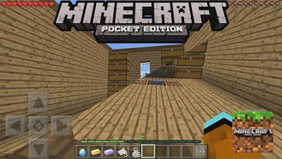 MineCraft Pocket Edition Yang Mudah Dimainkan Untuk Gamers Pemula