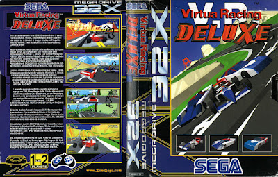 Recordando a Virtua Racing (Sega 32X)