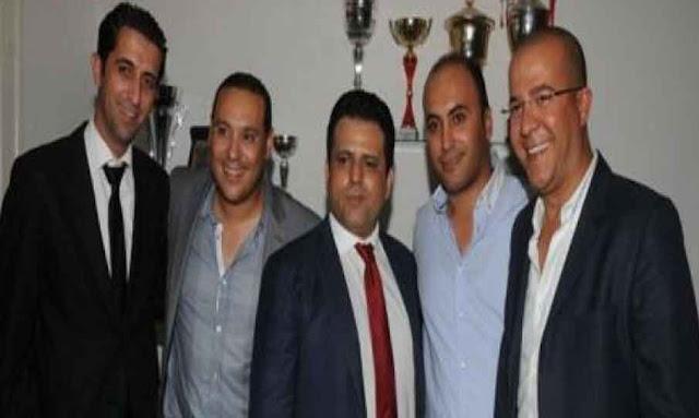 يوسف العلمي Youssef El Almi النادي الإفريقي Club Africain