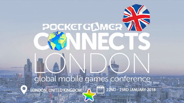 Biggest Pocket Gamer Connects London yet sees almost 2,500 delegates witness 310 speakers and hold 9.3k organised meetings