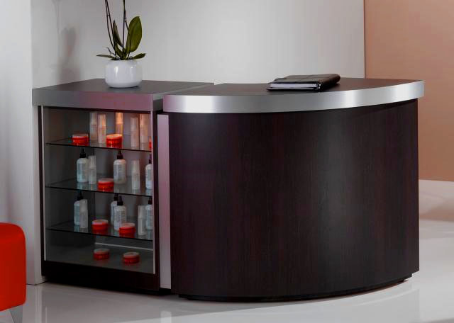 Salon Reception Desk Receptionist Review 5