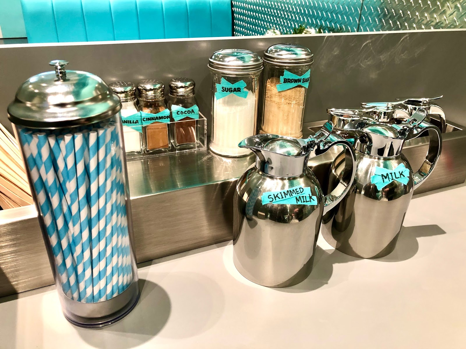 Tiffany's Cafe Tokyo Japan Review