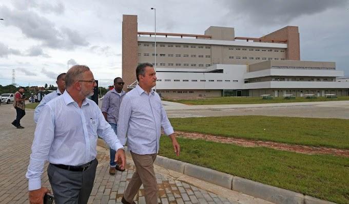 Bahia investe mais de R$ 500 milhões em obras na saúde
