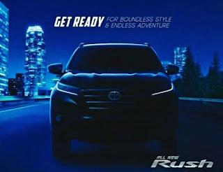 harga Toyota All New Rush