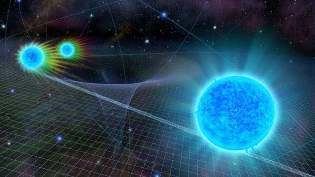 """""""Einstein estaba en lo cierto"""": Prueban la teoría de la relatividad en la gravedad de un gigantesco agujero negro"""