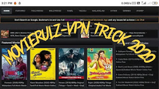 Movierulz vpn new trick