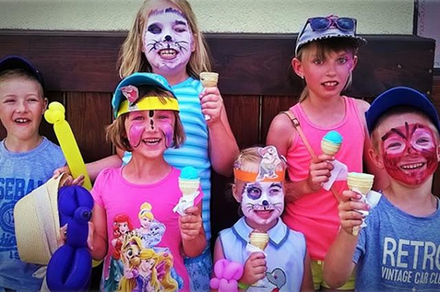 fiestas infantiles cota recreacionistas