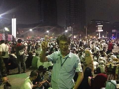 Pusing Ongkosi Biaya Politik Jokowi Pasca Reuni 212