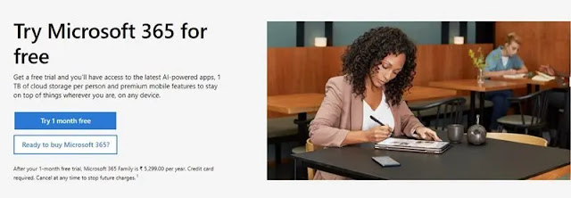 Microsoft 365 Trial