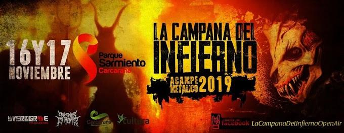 """""""La Campana del Infierno"""" - Parte 01"""