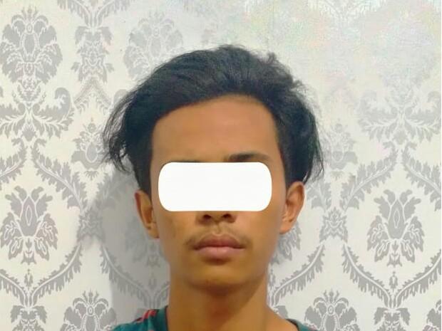 Tim Gabungan Personel Polres Takalar Amankan Tersangka Pembunuhan di Galesong