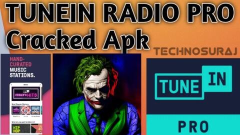TUNEIN RADIO PRO - LIVE RADIO Cracked Apk