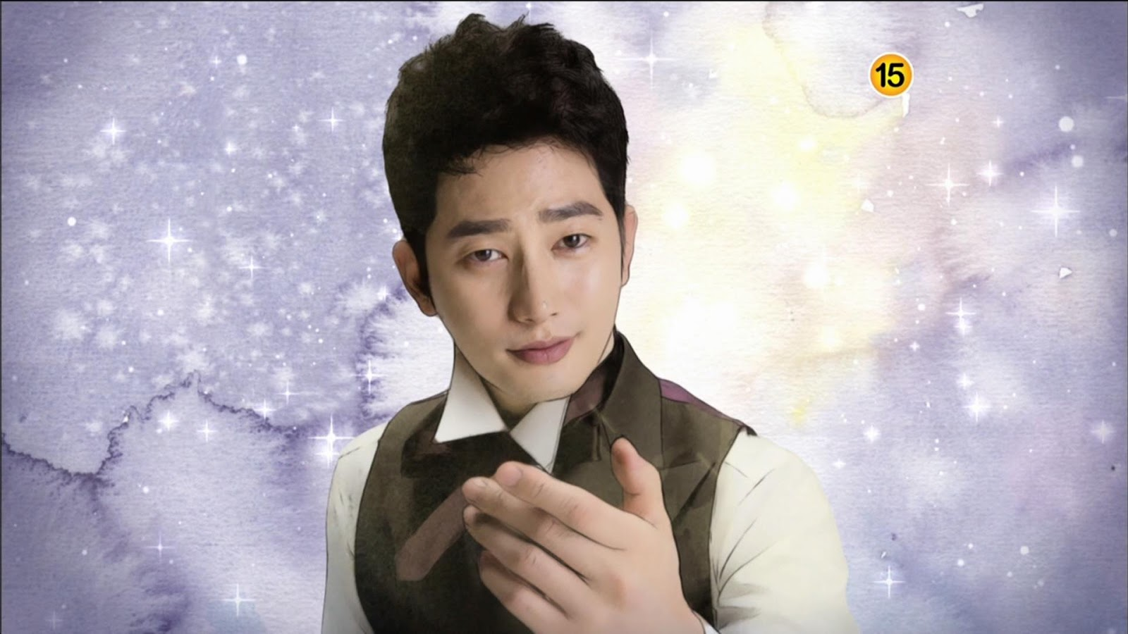 park shi hoo and moon chae won relationship test