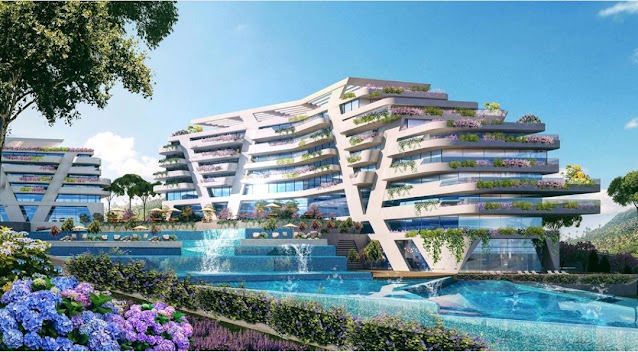 Dự án Sunshine Heritage Resort Mũi Né - Giấc mơ về biển xanh, cát trắng, nắng vàng