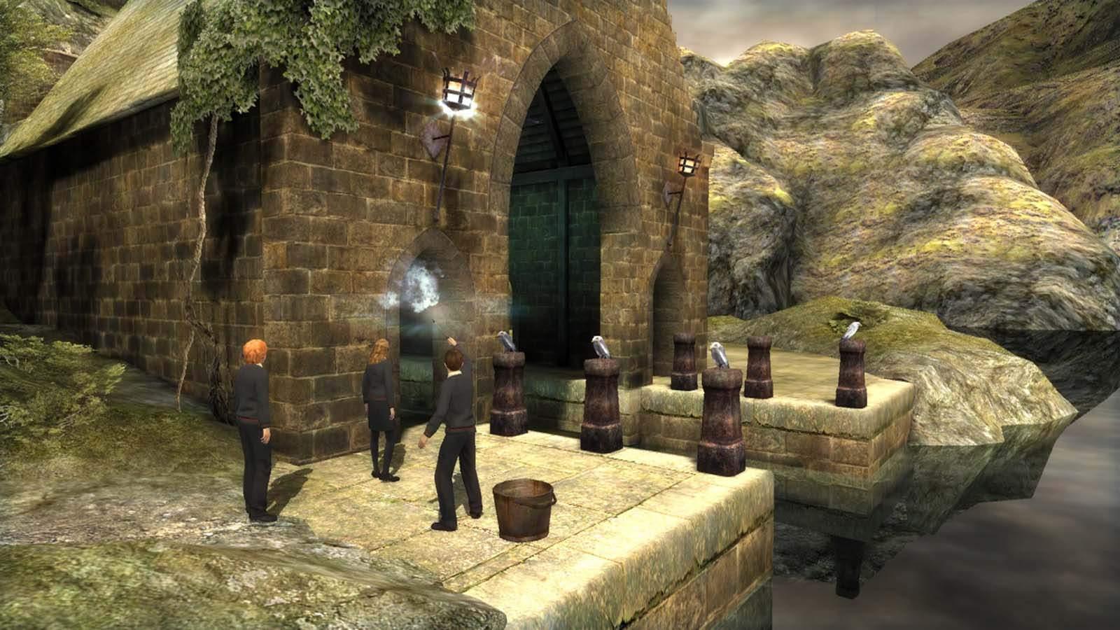 تحميل لعبة Harry Potter And The Order Of The Phoenix مضغوطة كاملة بروابط مباشرة مجانا