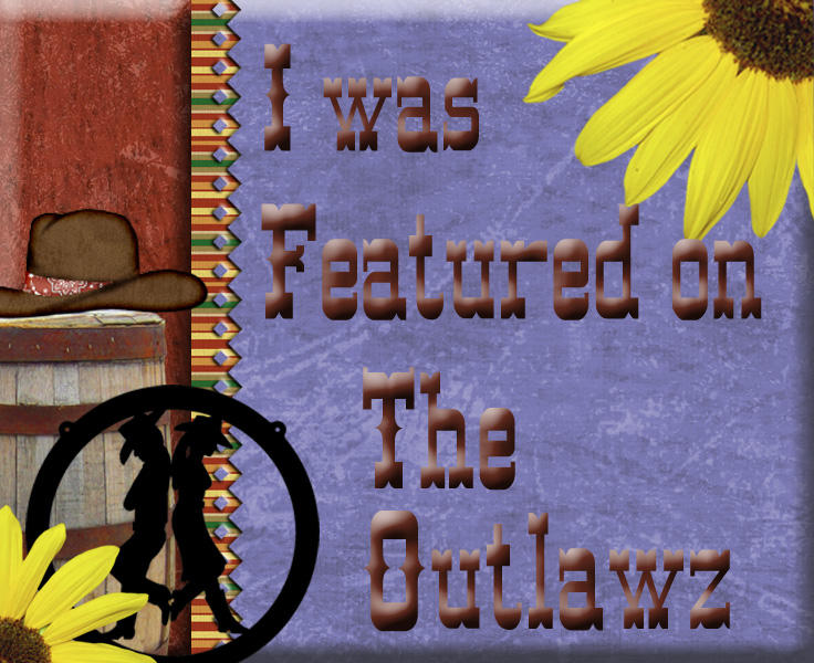 My Card Was Featured on The Outlawz