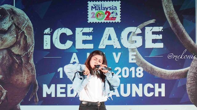 JOM KE PAMERAN ICE AGE ALIVE 2018 DI KUALA LUMPUR
