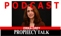 Erika Grey Prophecy Talk Bible Prophecy Minutes Podcast