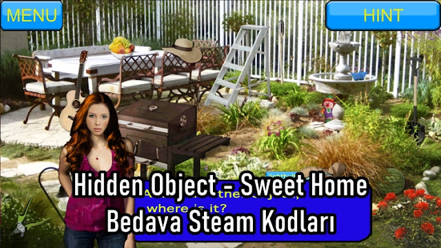 Hidden Object - Sweet Home