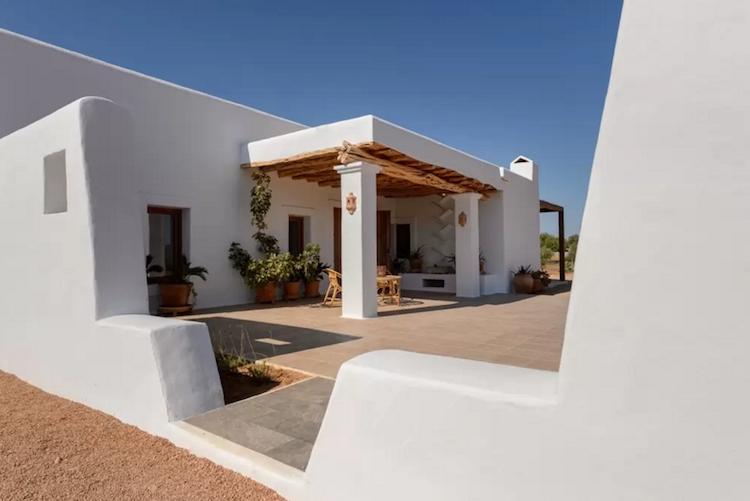 Desconectar del mundo en Ibiza (felices vacaciones)