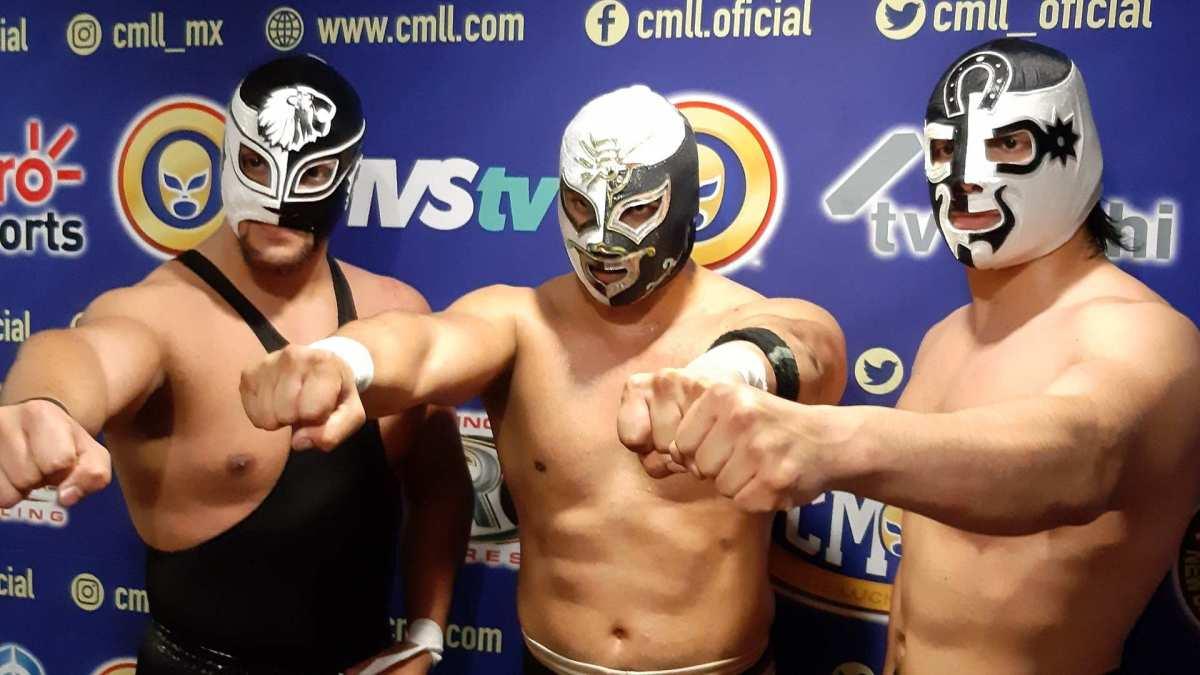 CMLL World Trios e Middleweight Titles ficam vagos após saída da NGD