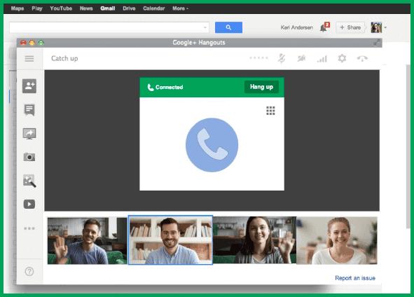 نظرة عامة على جوجل هانج آوتس Google Hangouts