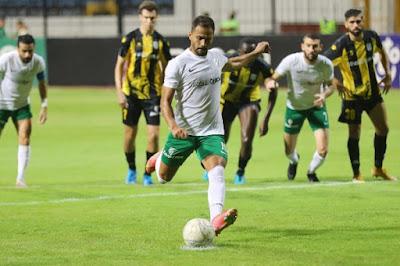 اهداف مباراة المصري والمقاولون العرب (3-1) الدوري المصري