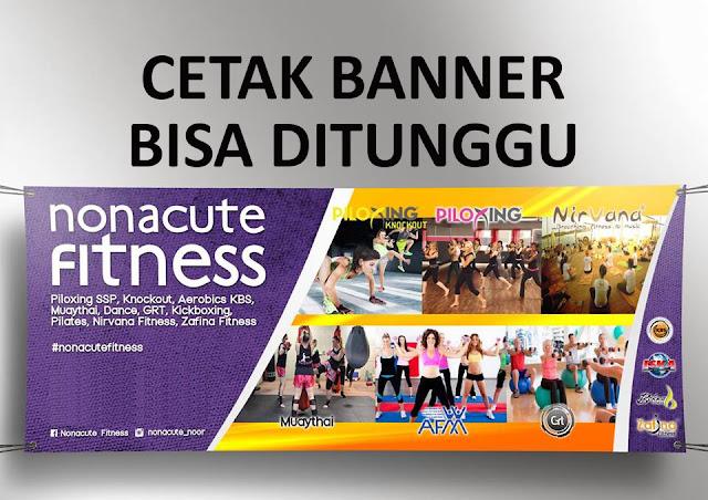 cetak banner express