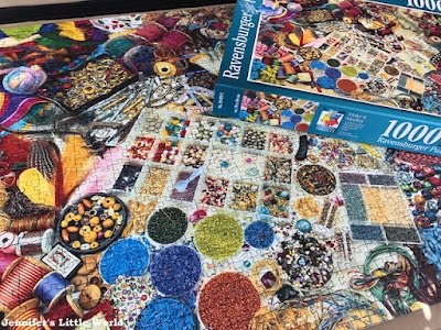 Ravensburger Make it Medley jigsaw puzzle review