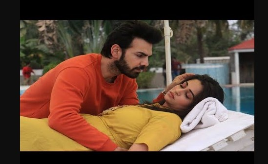 Good News : Rohit's I Love You for Sonakshi on Valentines Day in Kahaan Hum Kahaan Tum