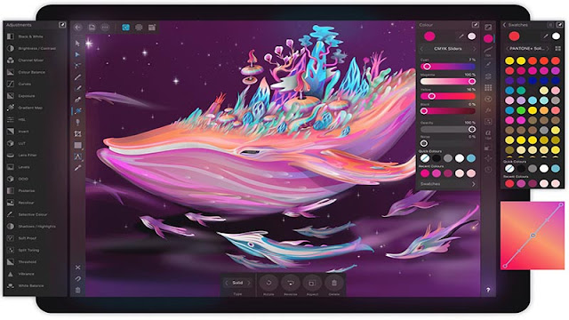 Affinity Photo 1.8.0.585 Repack