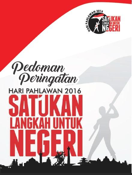 Download Pedoman Peringatan Hari Pahlawan 2016