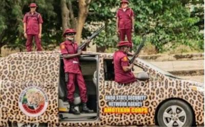 Heavy Gunshots In Oyo As Amotekun And Fulani Herdsmen Clash, 7 Killed