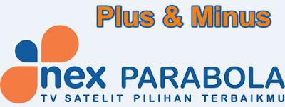 Plus dan Minus Nex Parabola