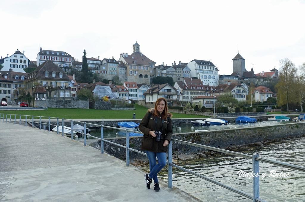 Lago Murten, Suiza