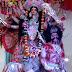 गाजीपुर: पूरे जनपद के पंडालों में विराजीं मां दुर्गा, प्रतिमाओं के खुल पट