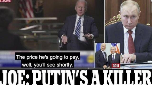 AS-Rusia Bersitegang, Moskow Tarik Dubesnya dari Washington