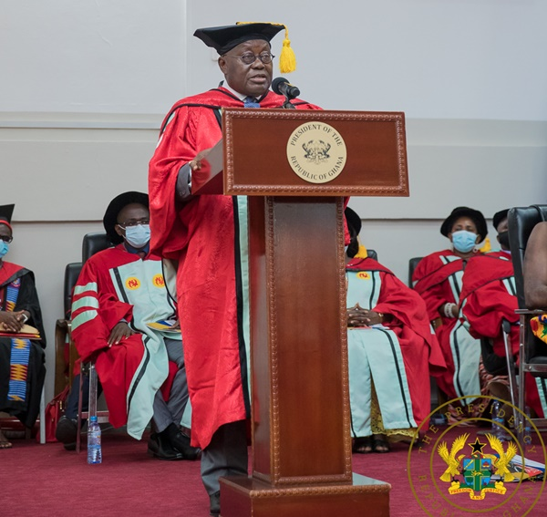 """""""There's No Culture Of Silence In Ghana; Press Freedom Part Of My Make Up"""" – President Akufo-Addo"""