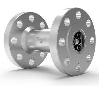 HM F Series Kem Kuppers Turbine Flow Meter