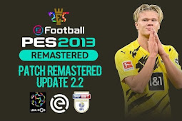 Patch Remastered Season 2021 V2 AIO + Update V2.2 - PES 2013