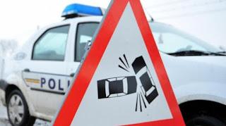 Accident grav langa Albina pe drumul ce leaga Timisoara de Buzias