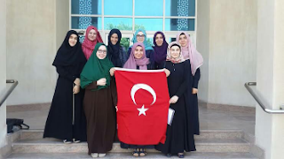 بدأ التسجيل للطلاب الأجانب في تركيا على البرنامج الدراسي للخطابة والشريعة