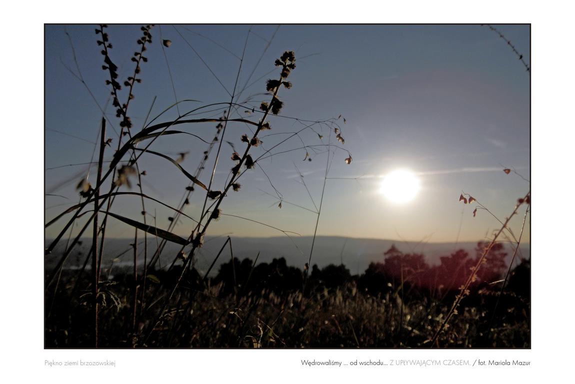 Piękno Ziemi Brzozowskiej... moje zdjęcia