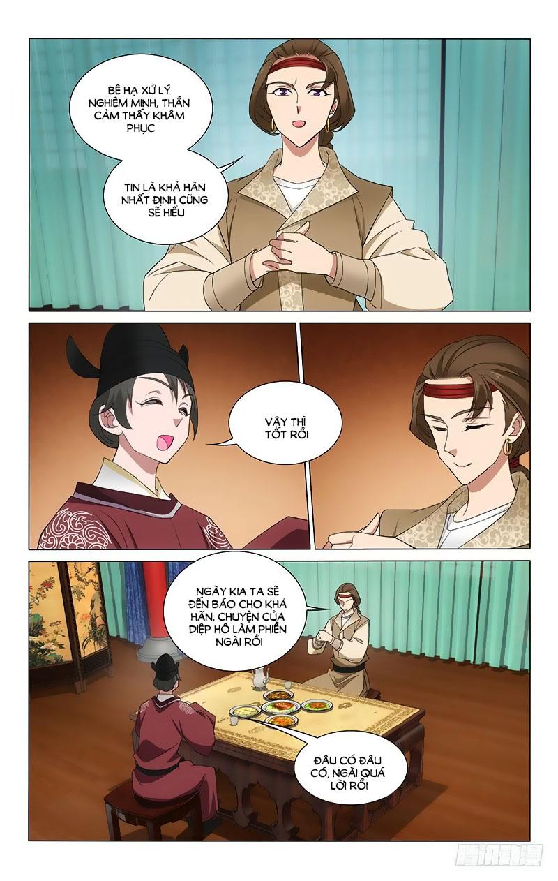 Vương Gia ! Không nên a ! chap 265 - Trang 4