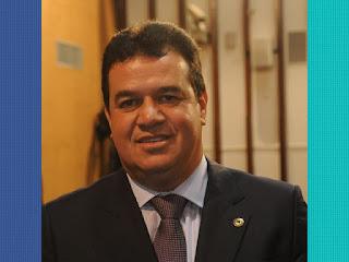 Deputado Marquinho Viana testou positivo para a Covid-19