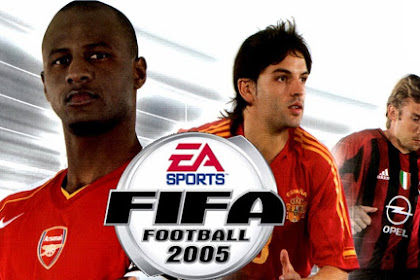 Free Download Game Fifa 2005 Full Version for Computer PC Laptops